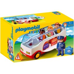 Playmobil® 6773 - 123 - Airport Shuttle Bus