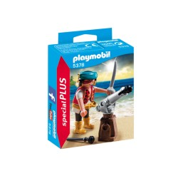 Playmobil® 5378 - Special Plus - Pirate with Cannon
