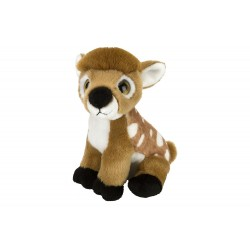 Wild Republic 10241 - Fawn Stuffed Animal - 7""