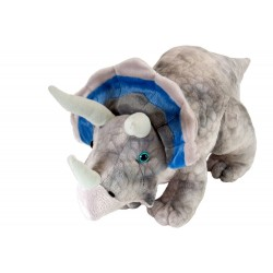 Wild Republic 15490 - Triceratops Stuffed Animal - 10""