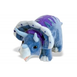 Wild Republic 15502 - Triceratops Stuffed Animal - 10""
