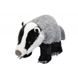 Wild Republic 19413 - European Badger Stuffed Animal - 12""