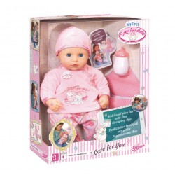 Zapf creation® 116716A - My First Baby Annabell® - Interacts