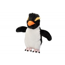 Wild Republic 19437 - Rockhopper Penguin Stuffed Animal - 12""