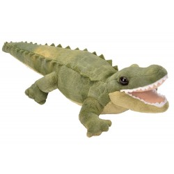 Wild Republic 19539 - Alligator - Peluche 8""