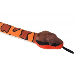 Wild Republic 20729 - Eastern Cottonmouth Snake Stuffed Animal - 54""