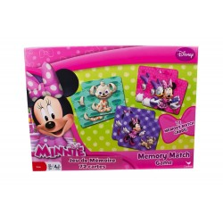 Jeu de mémoire - Disney Minnie - Cardinal®