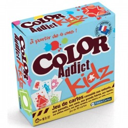 Color Addict Kidz - France Cartes