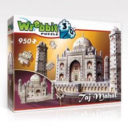 Wrebbit Puzzle 3D - 2001 - Taj Mahal