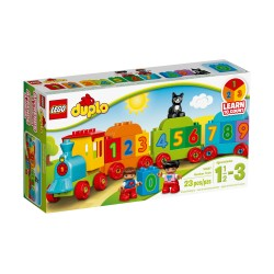 LEGO® 10847 - Duplo® - Number Train