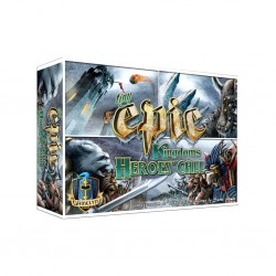 Tiny Epic™ Kingdoms - Expansion: Heroes' Call - Gamelyn Games
