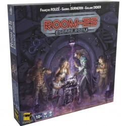 Room-25 - Extension: Escape Room - Matagot
