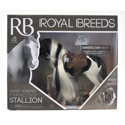 Lanard® 85002B - Royal Breeds® - Étalon - American Paint