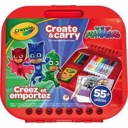 Crayola® 1653 - Create and Carry - PJMasks