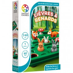 Lièvres & Renards - Smart Games®