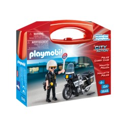 Playmobil® 5648 - City Action - Valisette Police