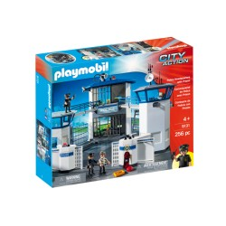Playmobil® 9131 - City Action - Commissariat de police avec prison