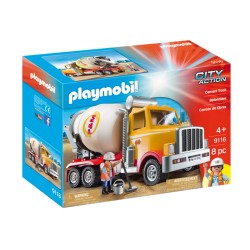 Playmobil® 9116 - City Action - Cement Truck