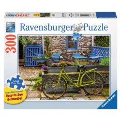 Ravensburger® 13573 - 300 Large pièces - Bicycle vintage