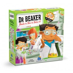 Dr. Beaker™ - Blue Orange