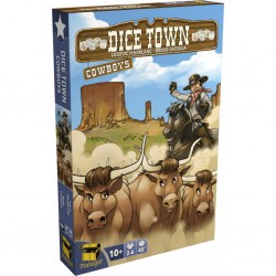 Dice Town - Extension: Cowboys - Matagot