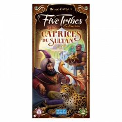 Five Tribes - Extension: Les Caprices du Sultan - Days of Wonder®