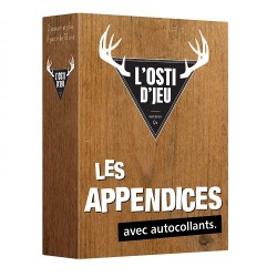 L'Osti d'jeu - Extension: Les Appendices - Randolph