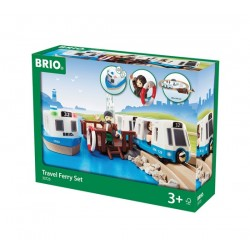 Brio 33725 - Travel Ferry Set