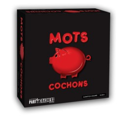 Mots Cochons - Les Éditions Party Crashers
