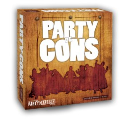 Party de Cons - Les Éditions Party Crashers