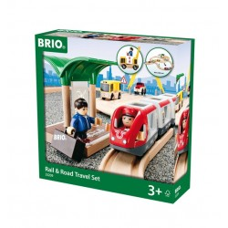 Brio 33209 - Circuit correspondance Train et Bus