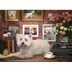 Cobble Hill 80039 - Casse-tête 1000 mcx - Westie are my type