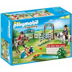 Playmobil 6930 - Parcours d'obstacles