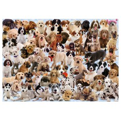 Ravensburger 15633 - Portraits de chiens