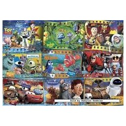 Ravensburger 19222 - Disney Pixar movies
