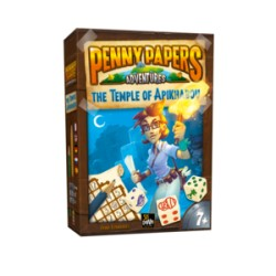 Penny Papers Adventures - The temple of Apikhabou - Sit Down!