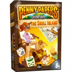 Penny Papers Adventures - Skull Island - Sit Down!