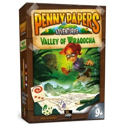 Penny Papers Adventures - Valley of Wiraqocha - Sit Down!