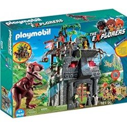 Playmobil 9432 - Explorer Vehicle With Stegosaurus