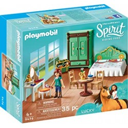 Playmobil 9475 - Maison de Lucky - Spirit Riding Free