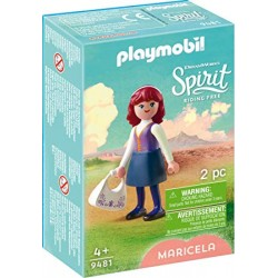Playmobil 9481 -Maricela - Spirit Riding Free