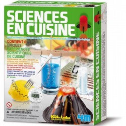 4M KidzLabs - Sciences en cuisine