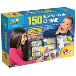 Lisciani Giochi - Petit Génie - 150 Expériences De Chimie