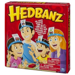 Hedbanz Famille - Spin Master