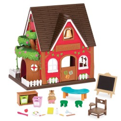 Li'l Woodzeez® 6192 - Maison Cottage