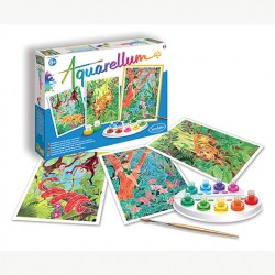 Aquarellum 6393 - Livre de la jungle