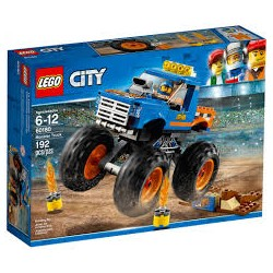 LEGO 60180 - City - Camion Monstre