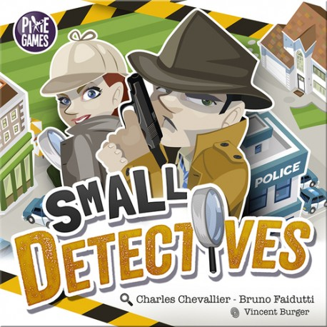 Small Detectives