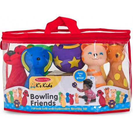 Melissa & Doug - Bowling Friends