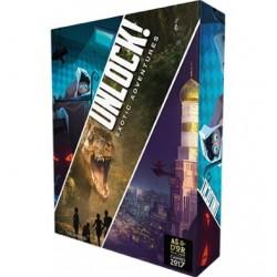 Unlock! 4 - Exotic Adventures - Space Cowboys